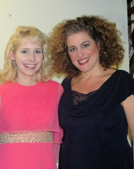Nellie MacKay and Mary Testa Photo