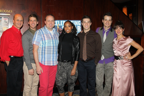Allen Fitzpatrick, Bryan Langlitz, Kevin Covert, Dionne Figgins, Paul McGill, Bryan Fenkart and Betsy Struxness