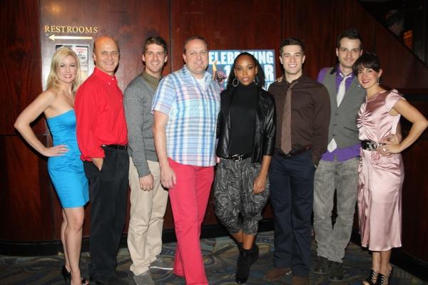 Jill Morrison, Allen Fitzpatrick, Bryan Langlitz, Kevin Covert, Dionne  Figgins, Paul McGill, Bryan Fenkart and Betsy Struxness