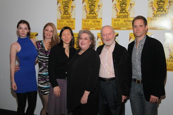 Betty Gilpin, Heidi Schreck, Julia Cho, Jayne Houdyshell, John Horton and Matt Letscher