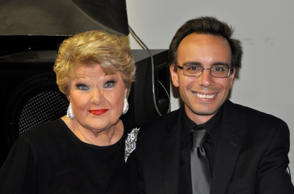 Marilyn Maye and Ted Furth at Town Hall Presents Broadway Originals!