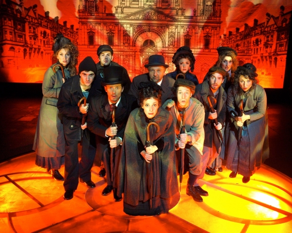 Photo Flash: WBT Presents JEKYLL & HYDE