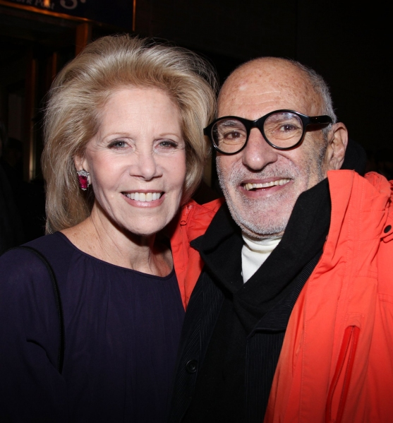 Photo Coverage: THE NORMAL HEART Arrivals