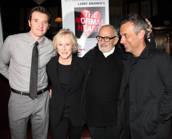Photo Coverage: THE NORMAL HEART After Party