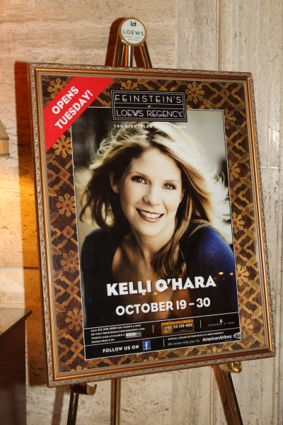 Photo Coverage: Kelli O'Hara Debuts at Feinstein's