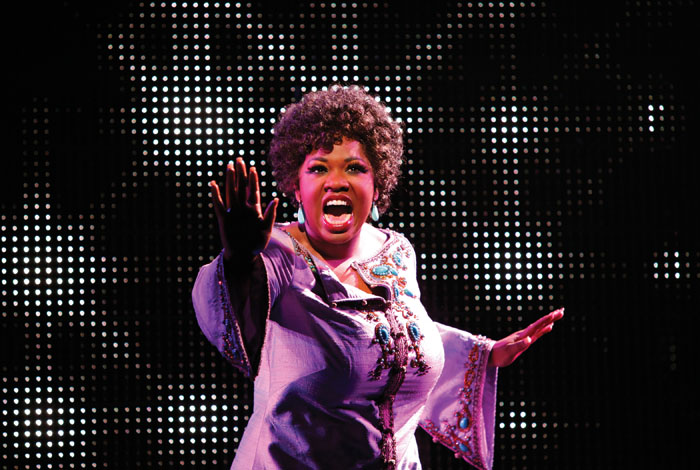 Moya Angela at DREAMGIRLS   An Unforgettable Electrifying Musical Masterpiece