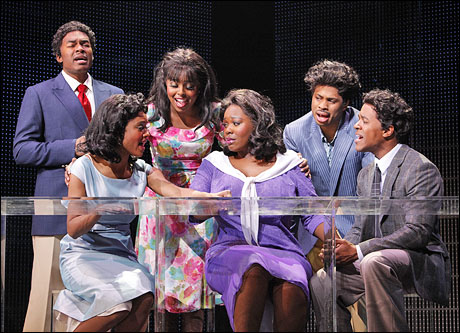DREAMGIRLS   An Unforgettable Electrifying Musical Masterpiece