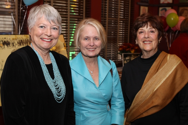 Judy Keirns, Mary Bishop and Amelia Haas Photo