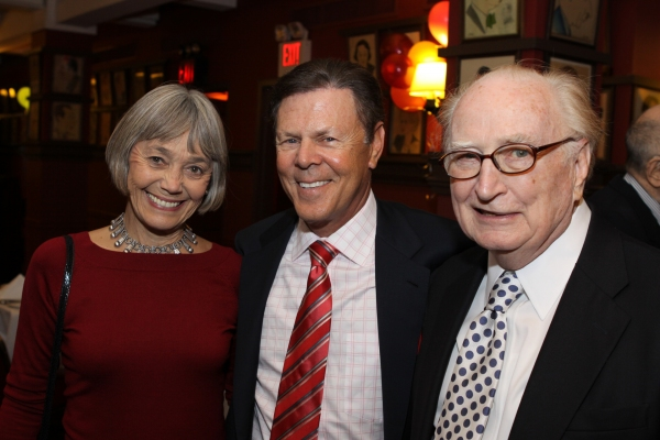 Susan Watson, Dean Stolber and Gene Bayliss Photo