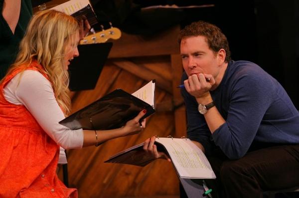 Jenni Barber and Adam Monley Photo