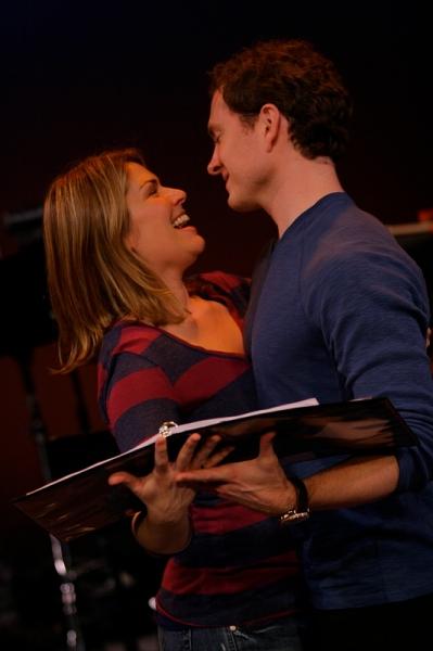 Heidi Blickenstaff and Adam Monley Photo