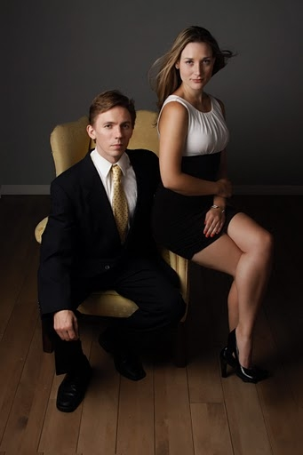Jed Peter and Hannah Tamminen Photo