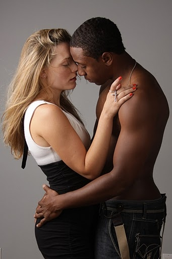 Hannah Tamminen and Anthony Gaskins