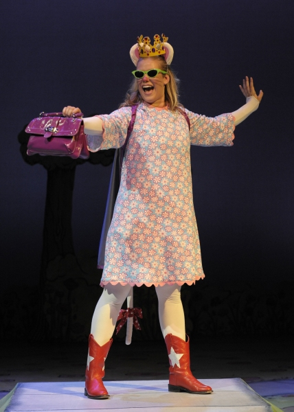 Photo Flash: Lilly's Purple Plastic Purse at Orlando Shakespeare Theater