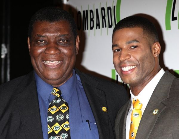 Dave Robinson and Robert Christopher Riley