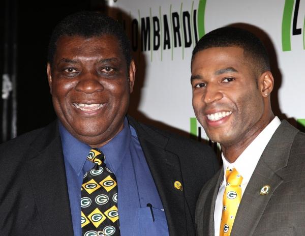 Dave Robinson and Robert Christopher Riley
