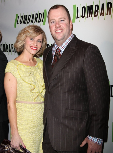 Photo Coverage: LOMBARDI Opening Night Party