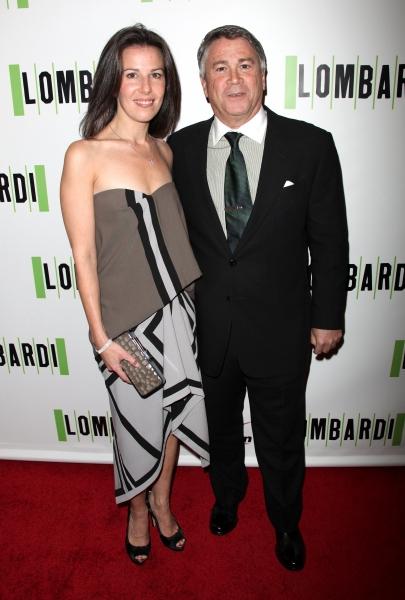 Tony Pontaro and Fran Kirmser