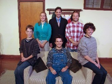 Philena Gilmer, Jeff Segall, Dean Gallagher, Dylan Rose, Robert Arbaugh and Danny Mulae