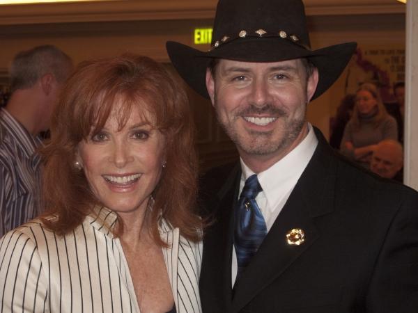 Photo Flash: B. Harlan Boll Honored at Golden Halo Awards