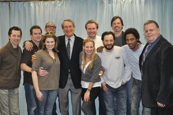 Josh Grisetti, Adam Monley, Carl Andress, Heidi Blickenstaff, W. David McCoy (Charima Photo