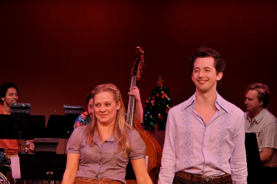 Photo Coverage: York Theatre Mufti Series- I Love My Wife