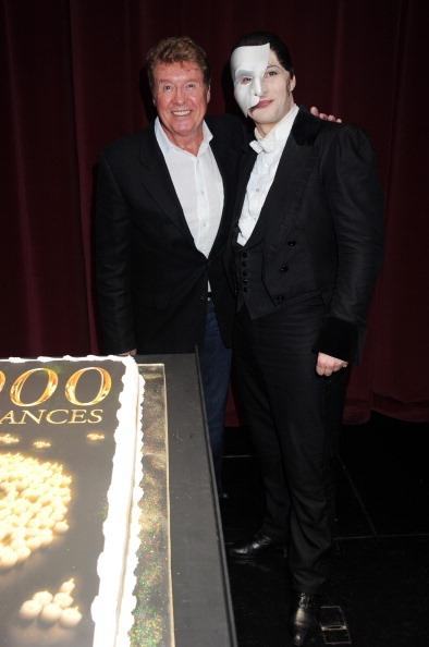 Michael Crawford and Stephen John Davis Photo