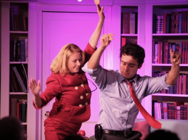 Photo Coverage: MISS ABIGAIL'S GUIDE TO DATING, MATING & MARRIAGE Curtain Call