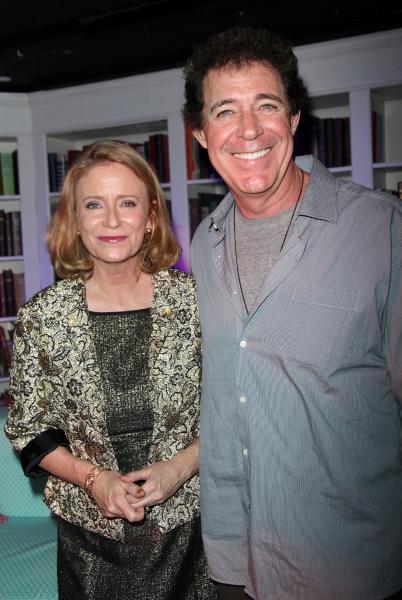 Eve Plumb & Barry Williams