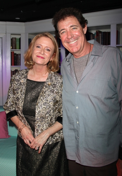 Eve Plumb & Barry Williams