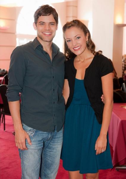 Photo Flash: Osnes & Jordan Star in BONNIE & CLYDE