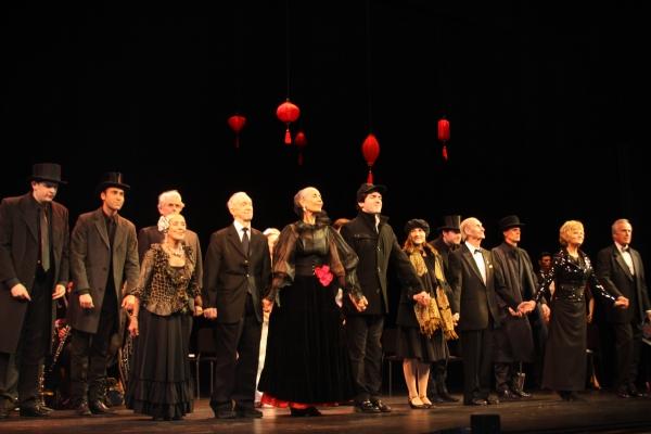 Photo Coverage: Goldman-Sondheim 'PRIMROSE' Debut and Awards Gala