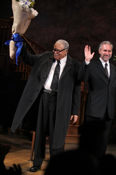Photo Coverage: DRIVING MISS DAISY Opening Night Curtain Call