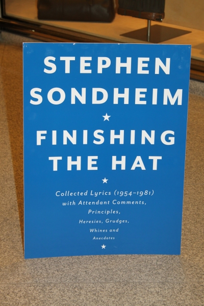 Photo Coverage: Sondheim Celebrates Release of 'Finishing the Hat' in NYC