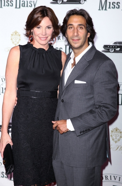 Countess LuAnn de Lesseps and Jacques Azoulay