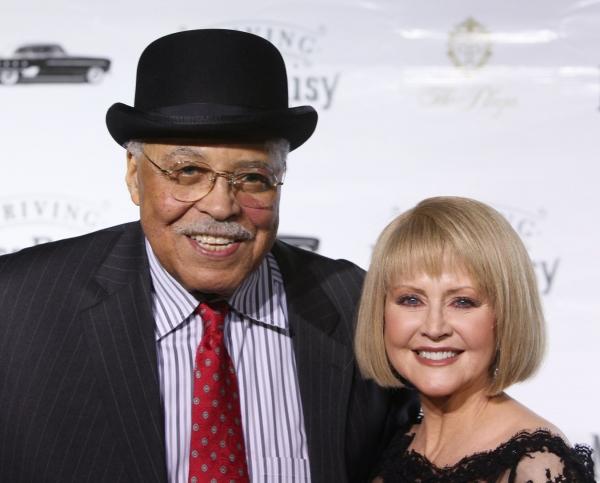 James Earl Jones & Cecilia Hart