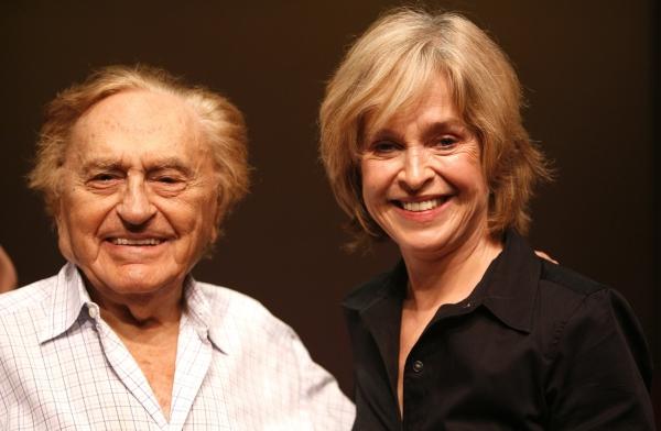 "Joseph Stein & Jill Eikenberry - ""ENTER LAUGHING"" 8/27/2008 Photo"