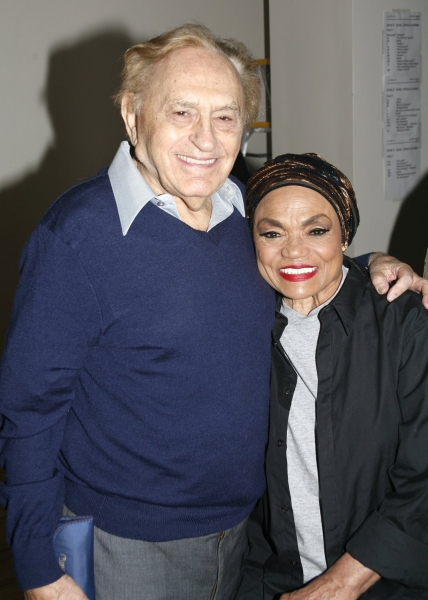 "Joseph Stein & Eartha Kitt- ""ALL ABOUT US"" 3/28/2007"