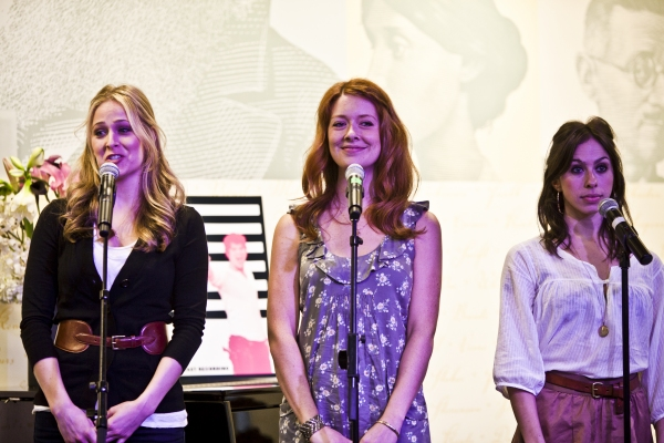 Photo Coverage: BLOODY ANDREW JACKSON Promotes Cast Album at Barnes and Noble
