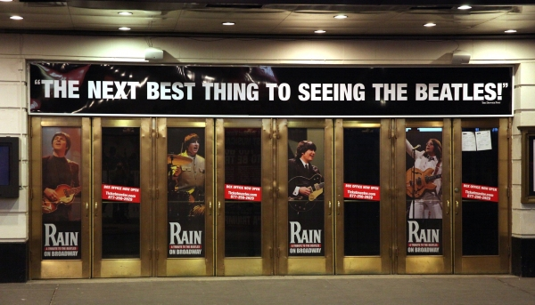 Photo Coverage: RAIN Opening Night Arrivals