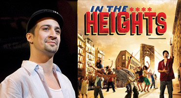 Lin-Manuel Miranda Returns to IN THE HEIGHTS for Show's Final 2 Weeks