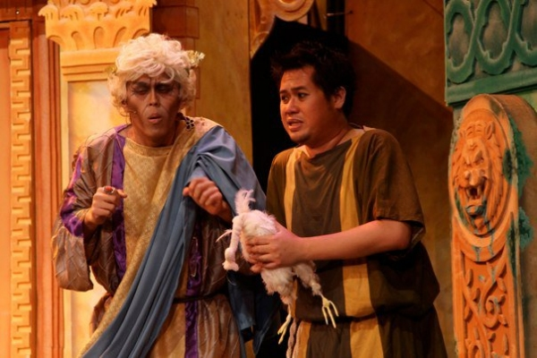 Photo Flash: Certainly 'Morals Tomorrow, Comedy Tonight!'