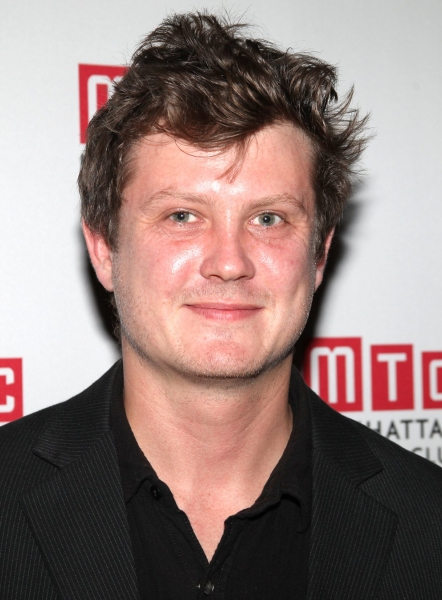 Beau Willimon at MTC Opens SPIRIT CONTROL