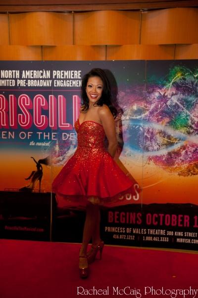 Photos: PRISCILLA, QUEEN OF THE DESERT Makes Her Toronto Debut!