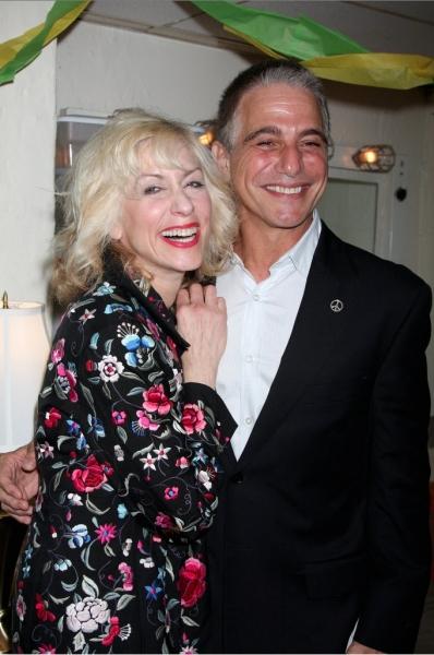Photo Flash: Tony Danza Visits LOMBARDI