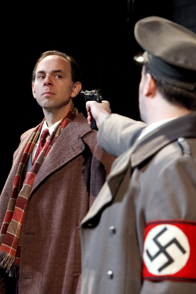 Photo Flash: Wallenberg Opens at WPPAC