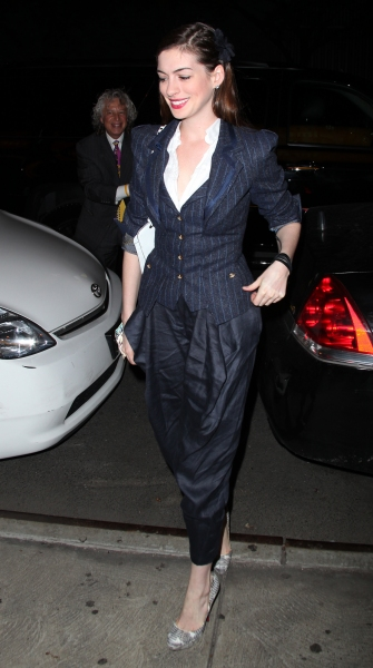 Photo Coverage: ANGELS IN AMERICA Arrivals