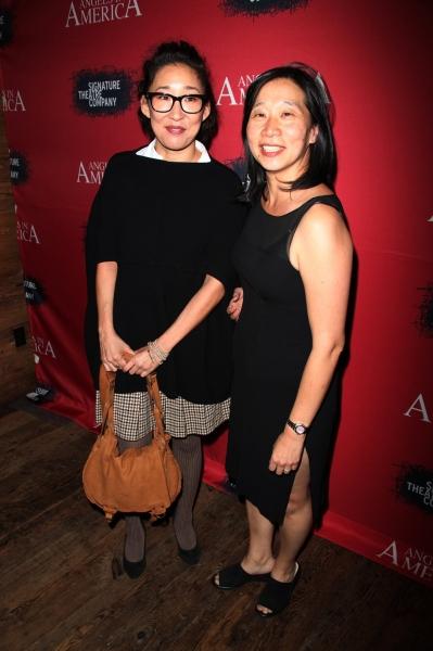Sandra Oh  & Diana Son