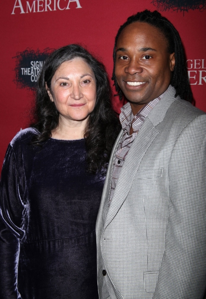 Robin Bartlett & Billy Porter