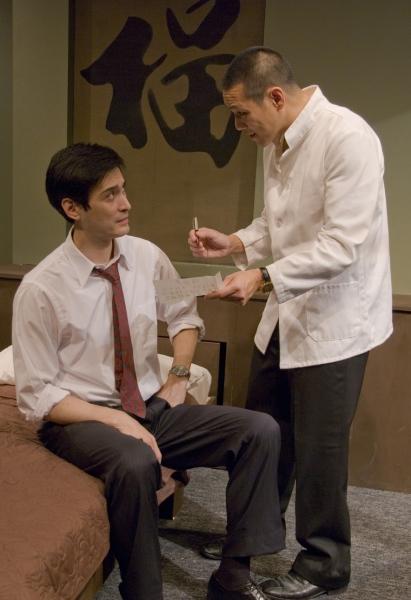 Marcus Ho and Ian Wen Photo